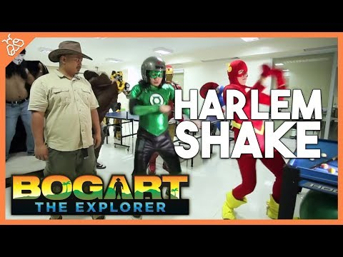 BOGART HARLEM SHAKE by Bogart the Explorer