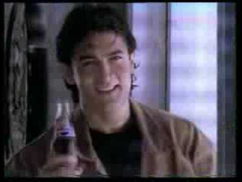 Old Commercials : Pepsi Tv Ad - Aamir Khan, A...