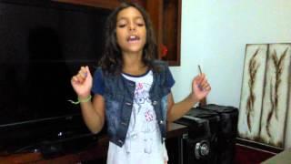 Teste Stella Damasceno - Não para (Anitta)