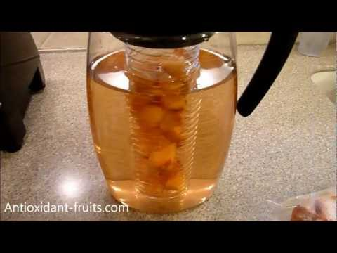 Primula Flavor It Infusion Pitcher- 3-in-1 Beverage System Review - Antioxidant-fruits