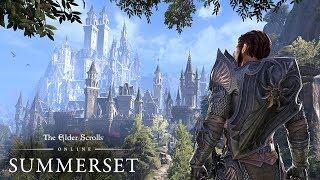 The Elder Scrolls Online: Summerset – Journey to Summerset