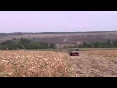 Ukraine War • Trophies left by Ukrainian troops in Krasniy Luch 2 09 2014
