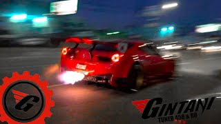 TROUBLE WITH COPS AFTER GINTANI GIVES MY FERRARI 458 GT3 ANOTHER TUNE!!!