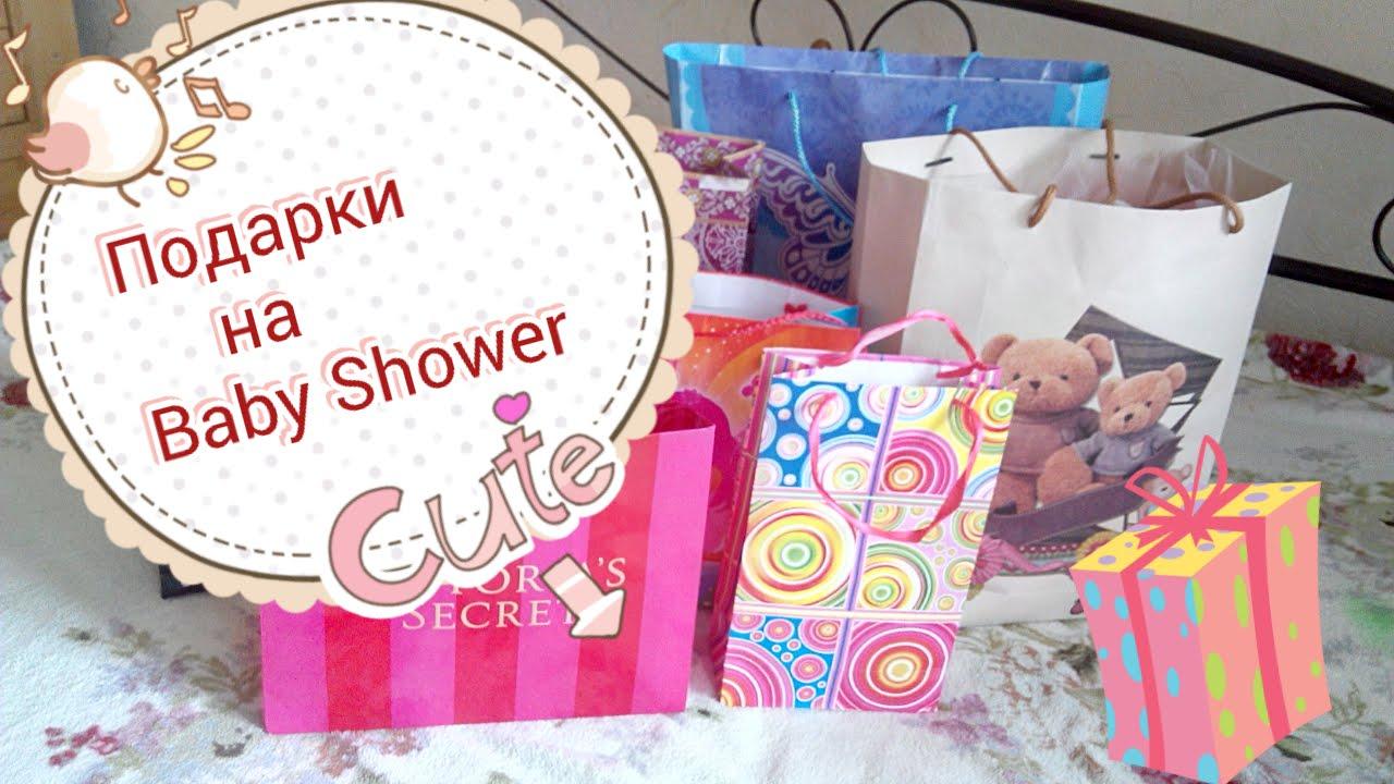 Подарки на baby-shower 61