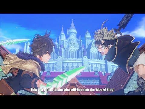 Black Clover: Quartet Knights - Launch Trailer   PS4, PC