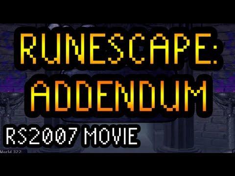 Runescape: Addendum (A Runescape Movie) HD