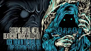 ► Extreme Brutal Metal/Deathcore Music Collection II [Sorrow.] ☠ 1 Hour ☠
