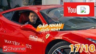 Tuấn Hưng nói gì sau tai nạn xe 16 tỷ | Vì sao Youtube bị sập? | GNCN 17/10