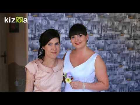 Montaż Wideo Kizoa: 1 Rocznica Ślubu .