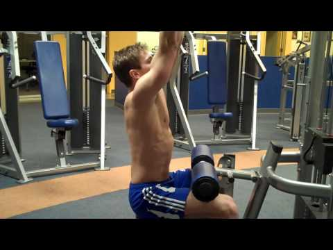 How To: Reverse Lat Pulldown Image 1