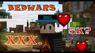 'Na akkor 5K!' - LegendaryMC Bedwars XXX.!