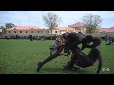 South Sudan Tribes Pursue Peace Through Sport
