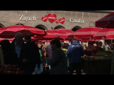 Economic crisis at heart of Croatia's presidential election