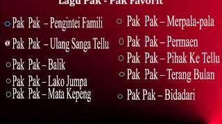 Download Lagu LAGU PAK - PAK FAVORIT Gratis STAFABAND