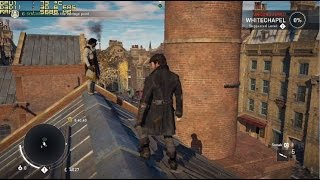 Assassin's Creed Syndicate GT650M 30 FPS High Settings PC gameplay
