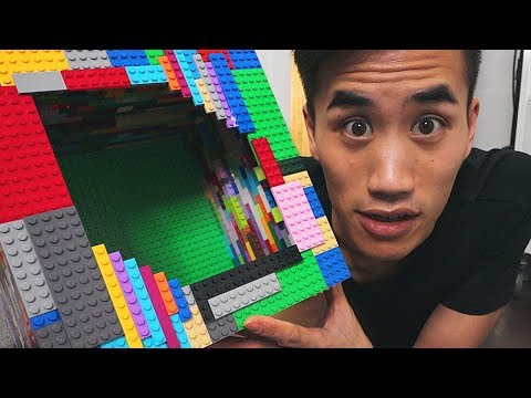 Making music with LEGO
