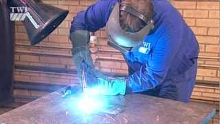 TWI - The popular arc welding processes