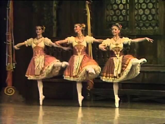 Coppelia - Swanilda Friends (The Australian Ballet, 1990)