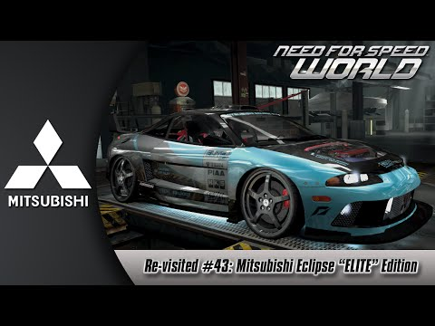 Need For Speed World: Re-visited #43 (Mitsubishi Eclipse