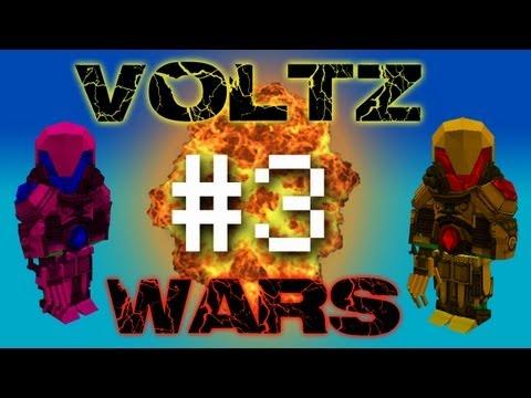 Minecraft Voltz Wars - Jermaine the Refugee #3