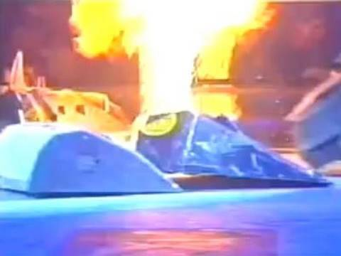 Robot Wars Tag Team Semi-Final Extreme 2