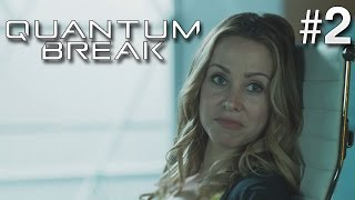 LET'S WATCH A TV SHOW! | Quantum Break - Episode 2 (LIVE ACTION)