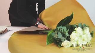 Come confezionare un mazzo di fiori | B&P Italia