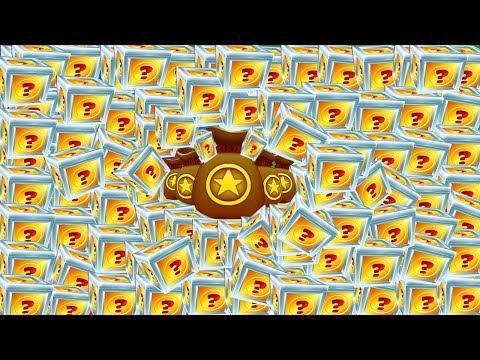 Subway Surfers ★ SUPER MEGA JACKPOT ➤ 5 Minutes After The Gameplay! (12:04 AM - 12:09 AM)