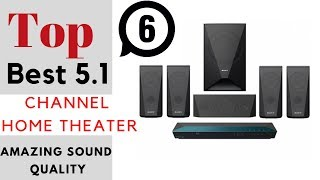 6 Top Most Mid- Range Best 5.1 Channel Home Theater | Full Indepth Review