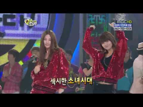 [HD] SNSD+SUJU+2PM+After School+BEAST+MBLAQ - Free Dance Battle Music Videos
