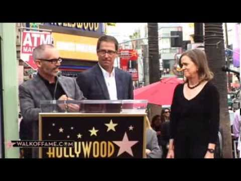 Janis Joplin Hollywood Walk of Fame Ceremony