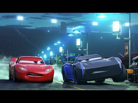 Cars 3 gang up