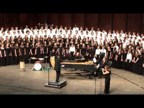 El Grillo - GMEA All-State 2015 Middle School Mixed Chorus