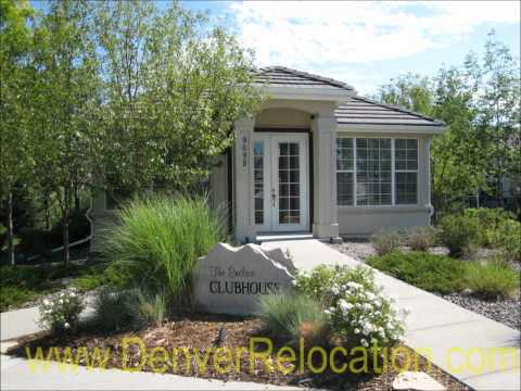 Lone Tree Patio Home: Freestyle Living!