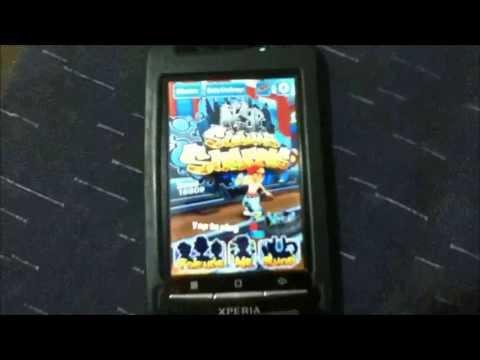 Tutorial de Como Baixar e rodar Subway Surfers No Android -Xperia x8 Galax ace ARM V6 Processador
