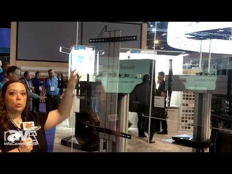 InfoComm 2015: Middle Atlantic Products Introduces Display Station Series