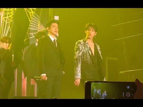 180513 (28) King (Jinyoung BamBam)- GOT7 EYESONYOUINBKK DAY3