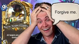 (Hearthstone) Forgive Me, RNGesus, For I Have Noggenfoggered