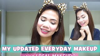 MY UPDATED EVERYDAY MAKEUP   BEAUTY COLLAB
