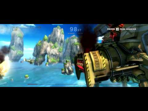 Sine Mora on GTX 660 Max Settings