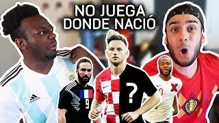 ADIVINA DONDE NACIÓ ESTE FUTBOLISTA MUNDIAL 2018