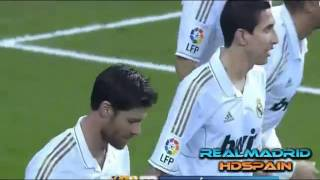 Real Madrid 4-1 Atletico Madrid Liga BBVA 11-12  HD Audio Cadena Cope