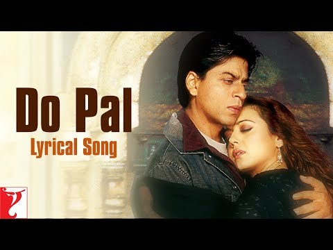 Lyrical: Do Pal - Full Song With Lyrics - Veer-Zaara