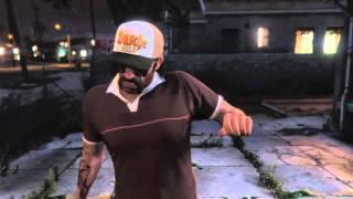 GTA V's Improvised Scene