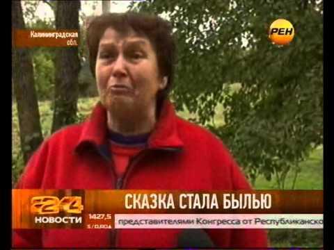 Писательницу в Калиниграде избили за повесть