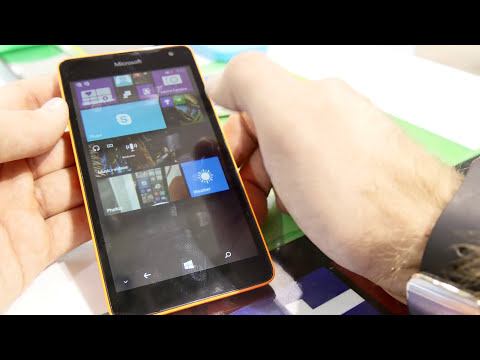 Microsoft Lumia 535 Review [4K HD]