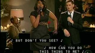 Michael Buble And Jennifer Hudson Christmas Duets