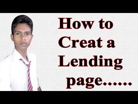 CPA Marketing Part #4 |How To Create A Landing Page With Instapage Full Tutorial|