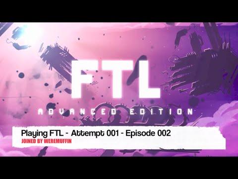 Inversedarkfox Plays STEAM - FTL attempt 001 Episode 002