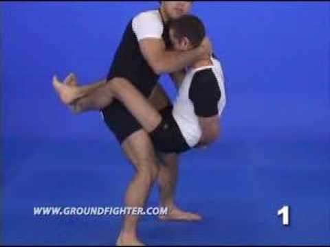Marcelo Garcia Series 3, Passing The Guard